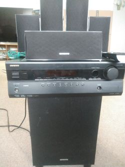 Home Theater System ONKYO Thumbnail