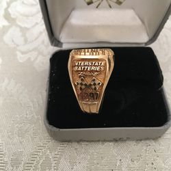 Interstate Battery NASCAR Ring Thumbnail