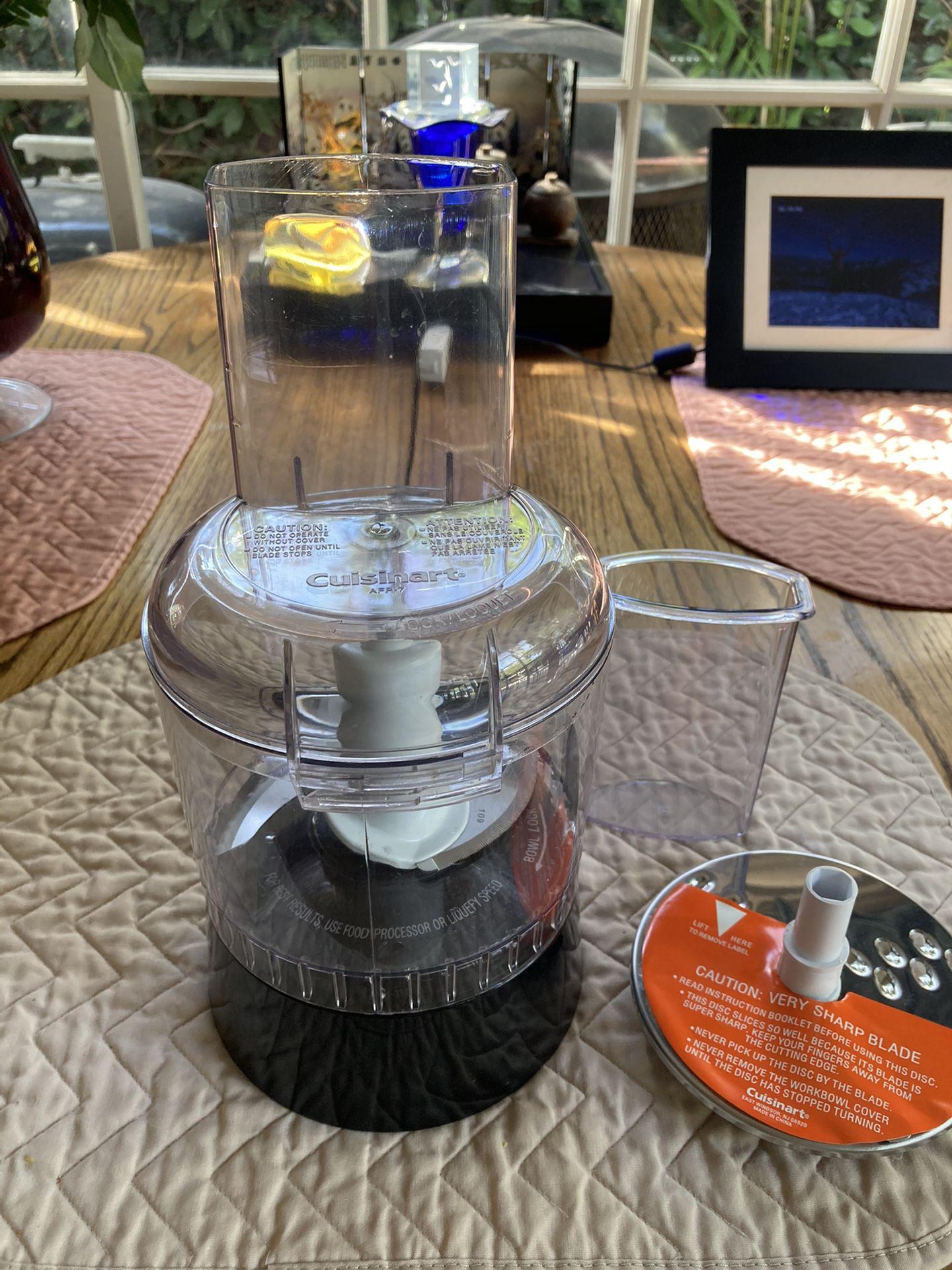Cuisinart Food Attachment for SmartPower Blender.