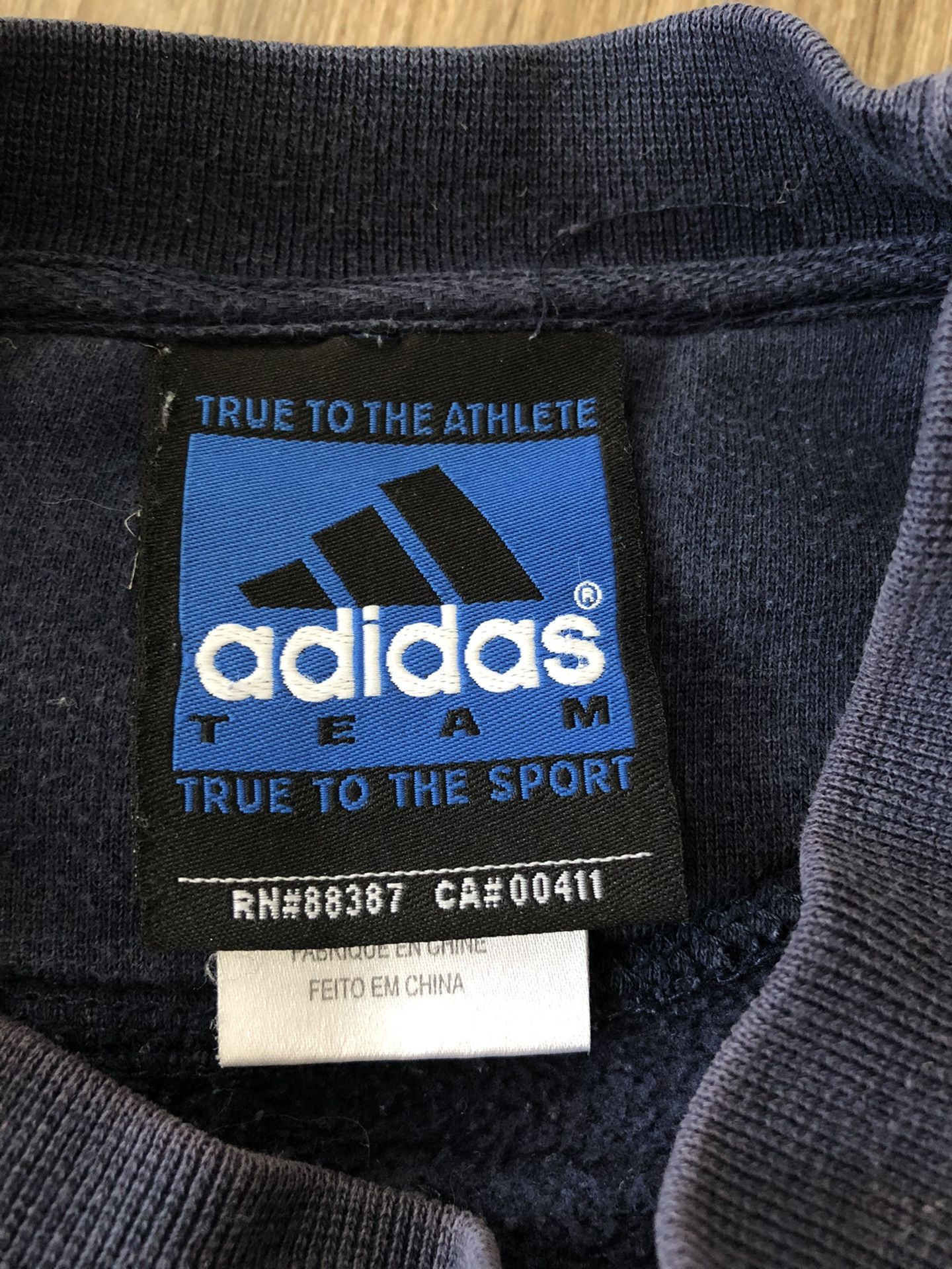 Vtg. Rams By Adidas Sweatshirt   Size Large
