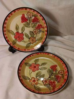 Vintage plates Thumbnail