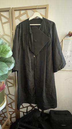 Graduation Cap & Gown Thumbnail