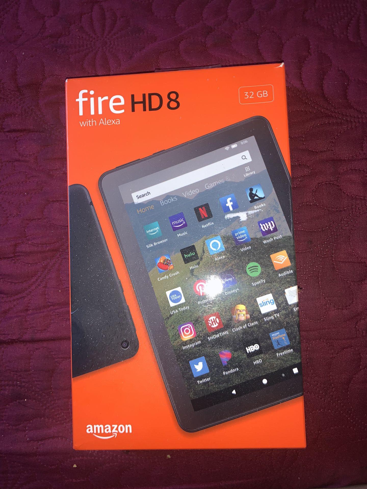 Fire Hd8 Tablet 32gb