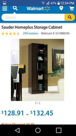 Storage cabinet Thumbnail