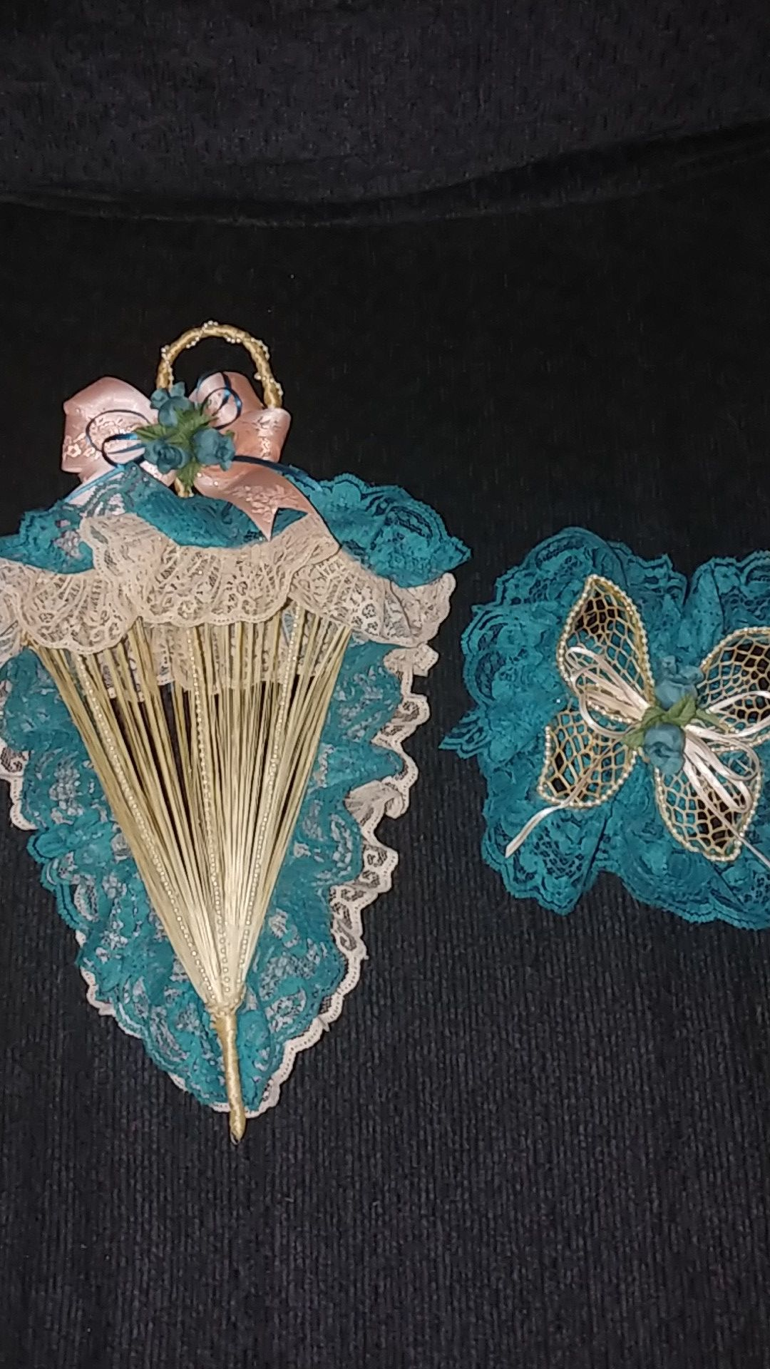 New Butterfly & Umbrella Decoration