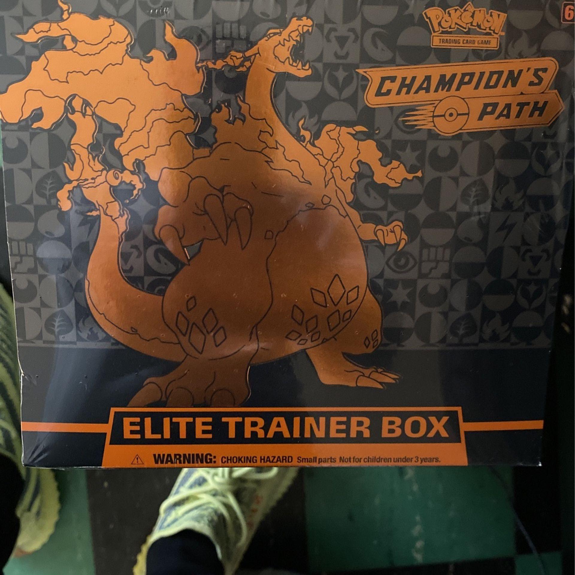 Pokémon Champions Path Elite Trainer Box