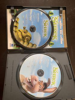 Dreamworks Shrek DVD Set Thumbnail