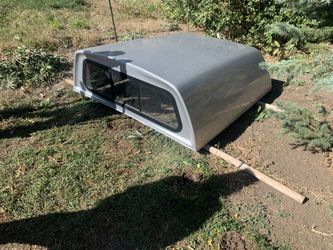 Camper Shell For 6' Bed Thumbnail