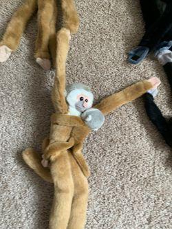 Like *NEW* stuffed Monkeys (7) Thumbnail