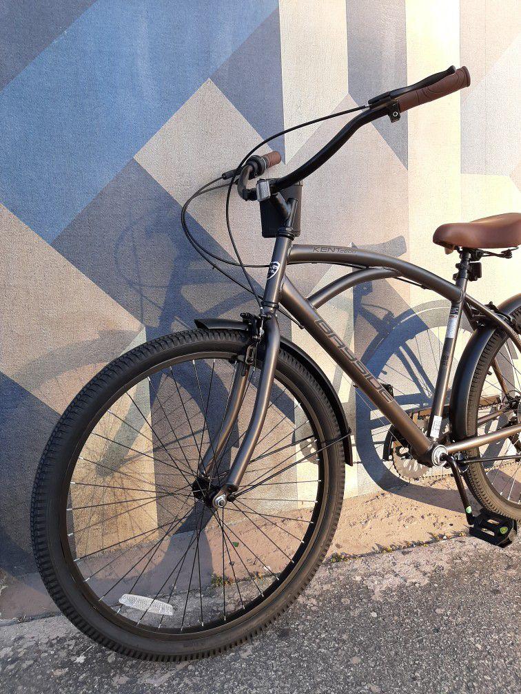 "NEW! 26"" Men's Cruiser Bike. 7 Speeds. Rider Height 5'2""- 5'10"". PRICE IS FIRM! 🚲👩🔧🚴"