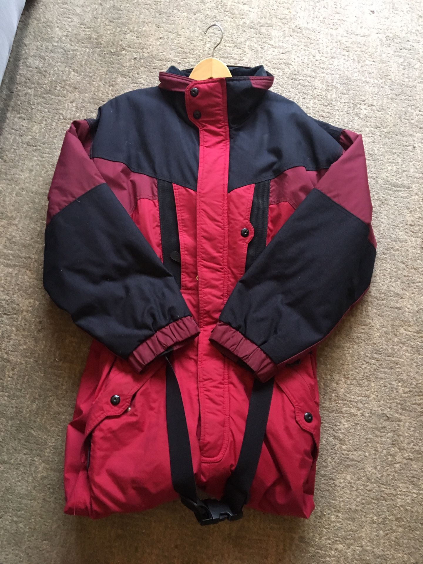 Snowmobile/ski suit