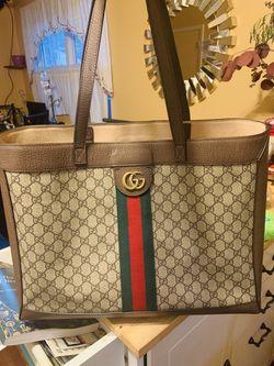 Gucci tote bag Thumbnail
