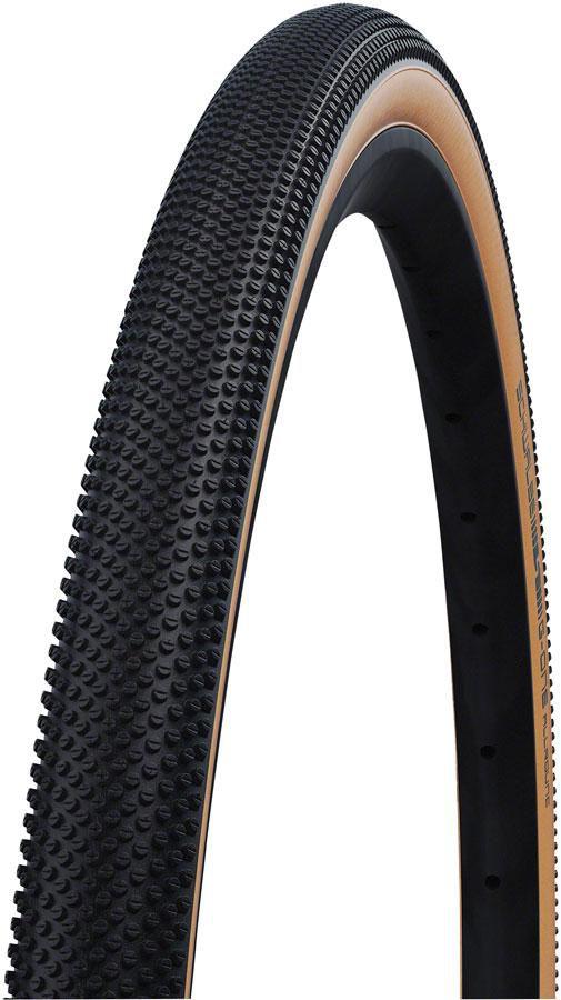 Schwalbe G-One Allround Tire - 700 x 35c, Tubeless / Classic-Skin, Addix