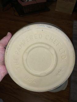 New Pampered Chef Stoneware Thumbnail