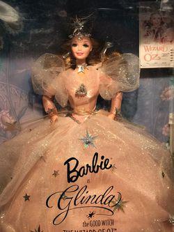 NIB- Barbie as Glinda Wizard of Oz Hollywood Legend Collector's Doll Thumbnail