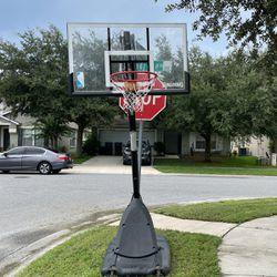 Spaulding Rebounding Basketball Hoop Thumbnail