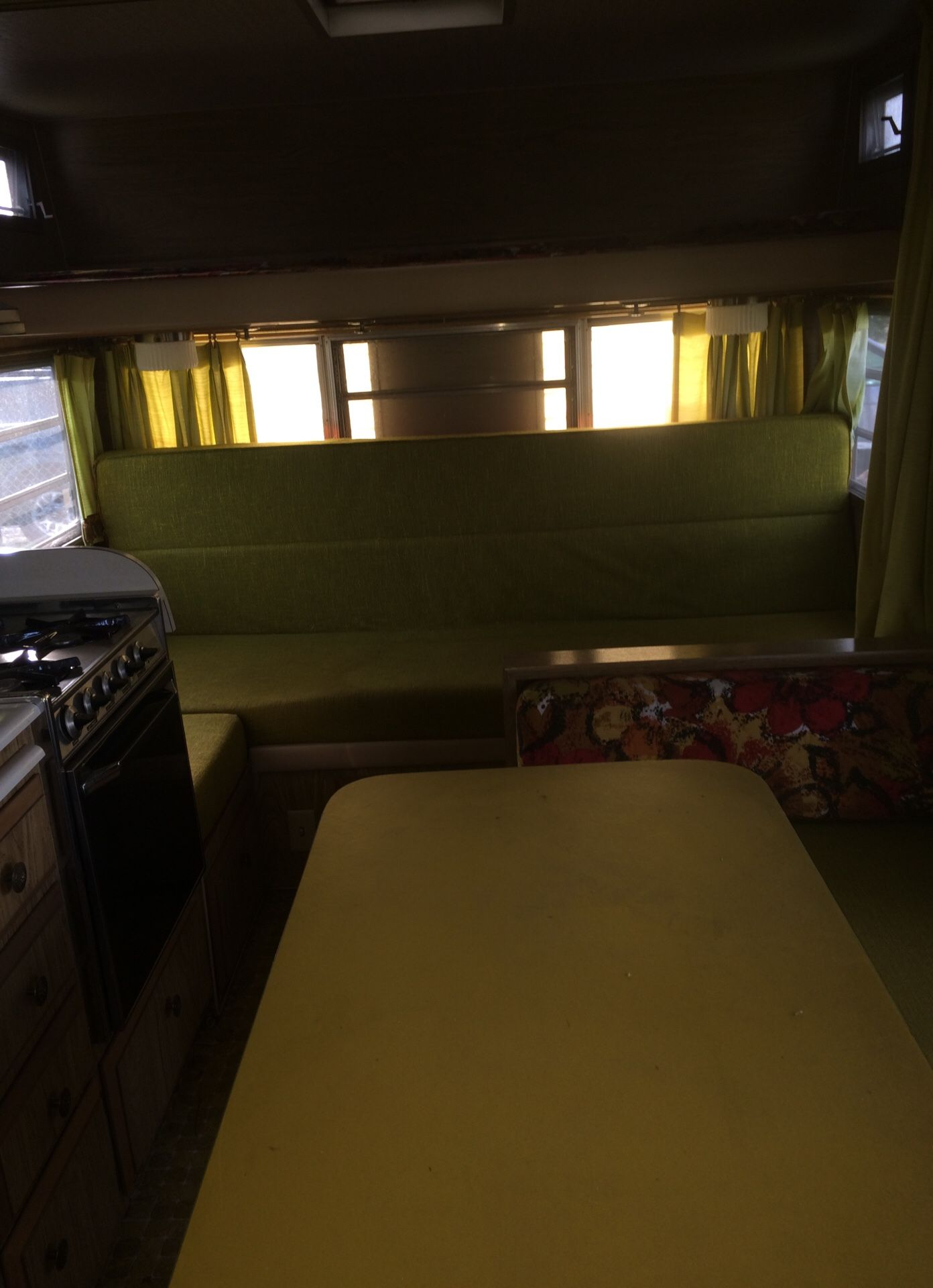 TERRY 19 ft. Trailer, Very Clean, his a awning, good tires$$2000.00 or OBO