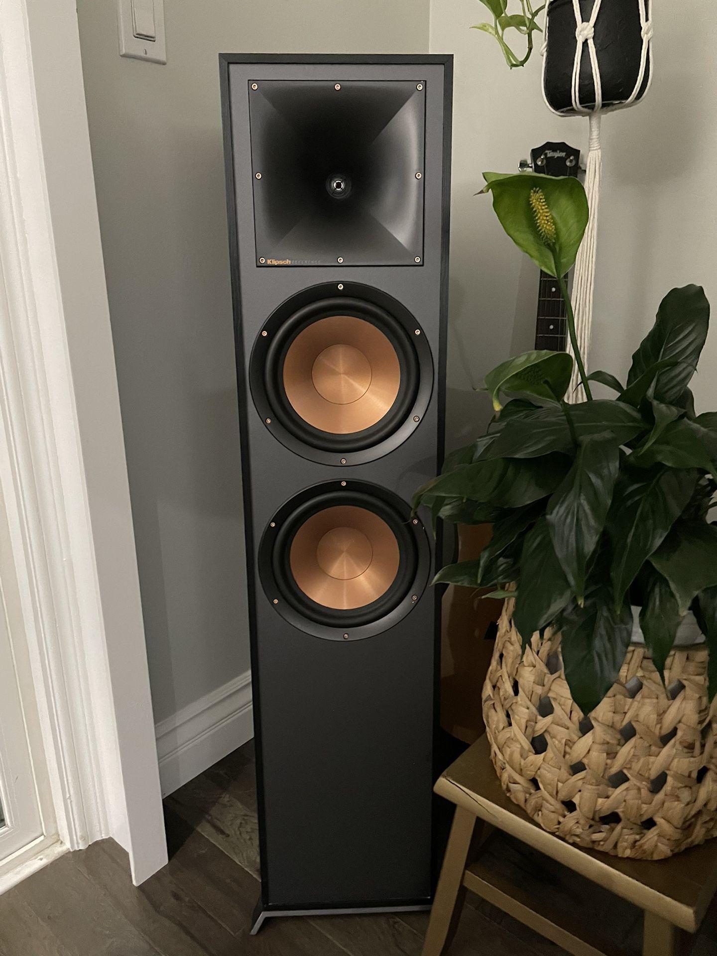Klipsch R-820F Floorstanding Speakers - Pair!