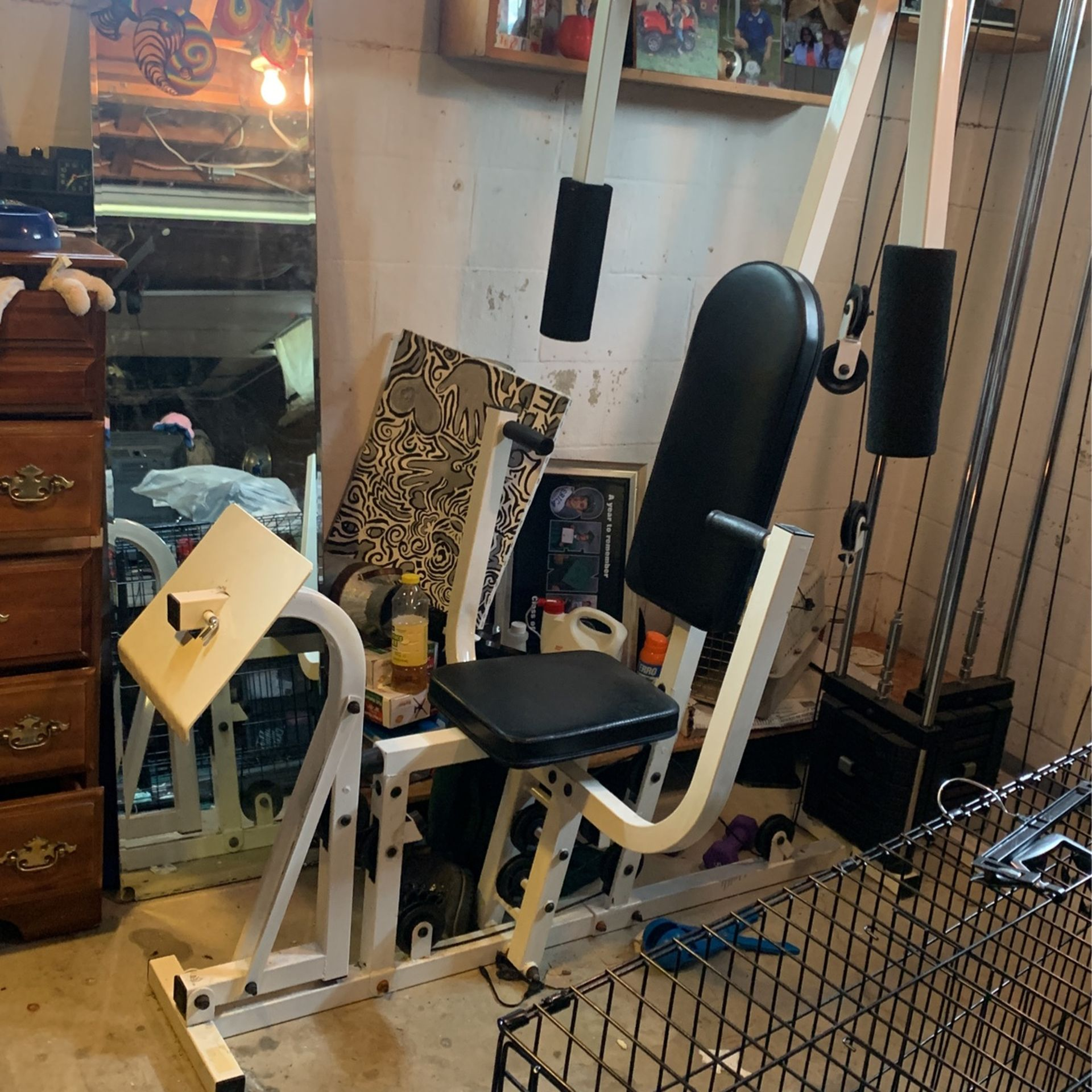 Multi Workout Equipment