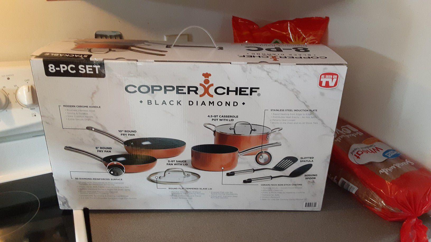 Copper Chef Pots & Pans