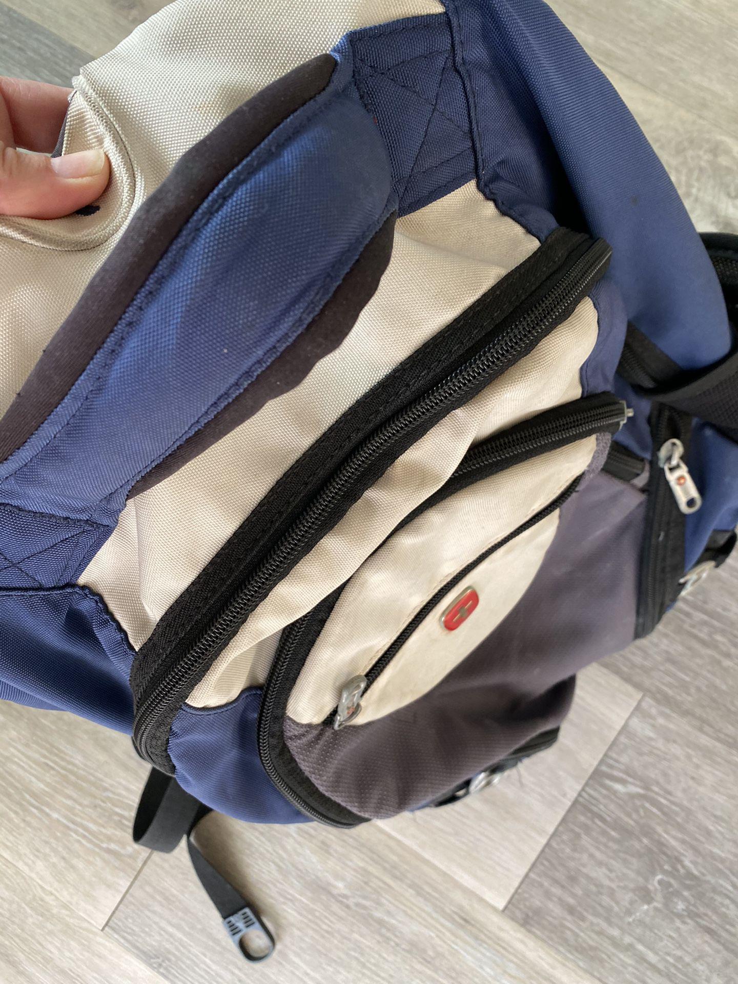 Backpack, Swiss army backpack, Book bag