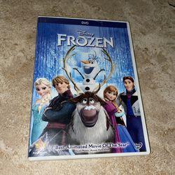 Frozen DVD Thumbnail