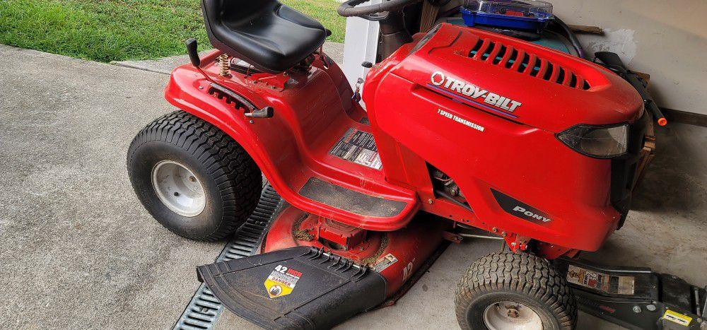 Brand New Riding Mower