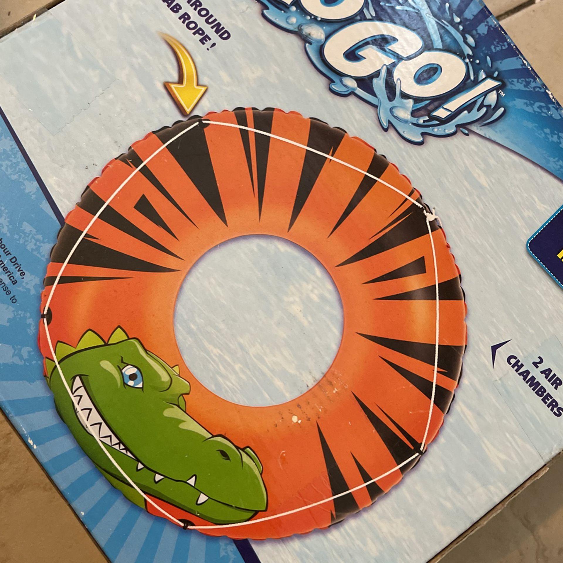 Pool H2OGO  river gator