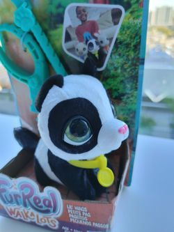 Hasbro Fur Reals Panda Walk A-Lots Thumbnail
