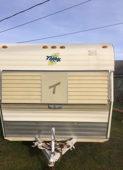 TERRY 19 ft. Trailer, Very Clean, his a awning, good tires$$2000.00 or OBO Thumbnail