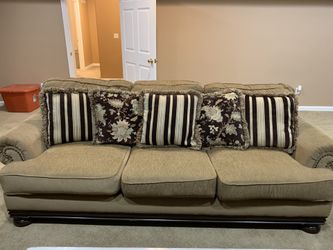 Oversized chair, love seat, and couch in Colorado Thumbnail