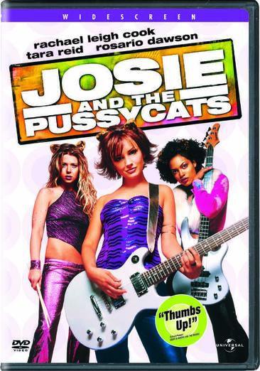 STUDIO DISTRIBUTION SERVI JOSIE & THE PUSSYCATS (DVD/PG13/DOLBY 5.1/DTS 5.1 SURROUND) D21377D