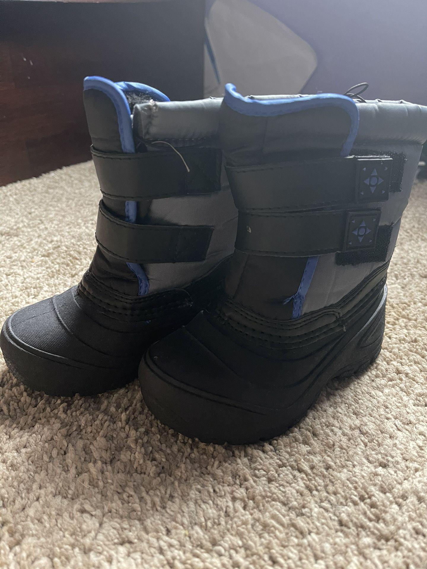Toddler Boots (boy)