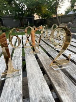 Wedding Table Numbers Thumbnail