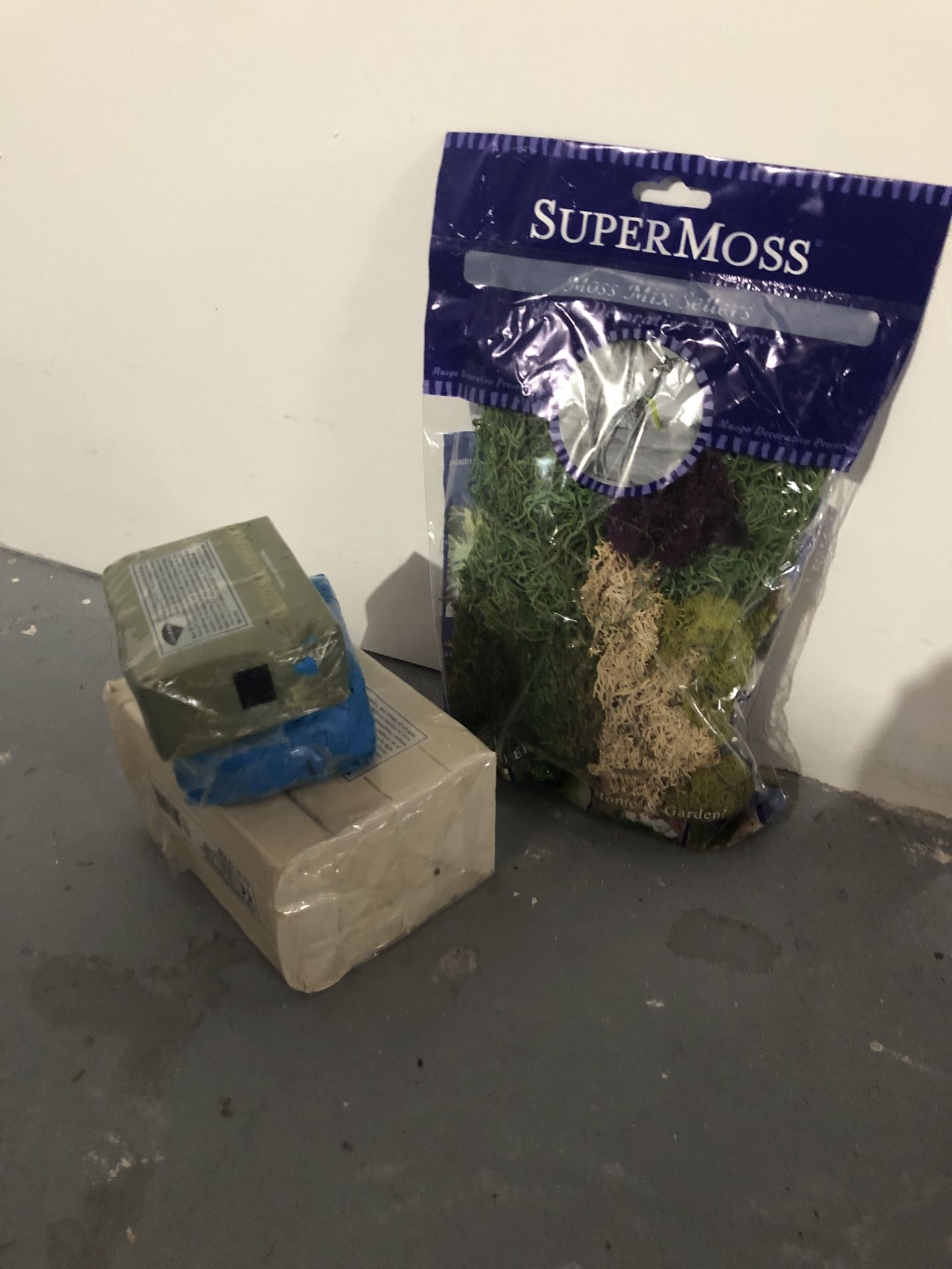 Clay And Moss