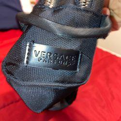 Gucci Belt And Versace Tote Bag Thumbnail