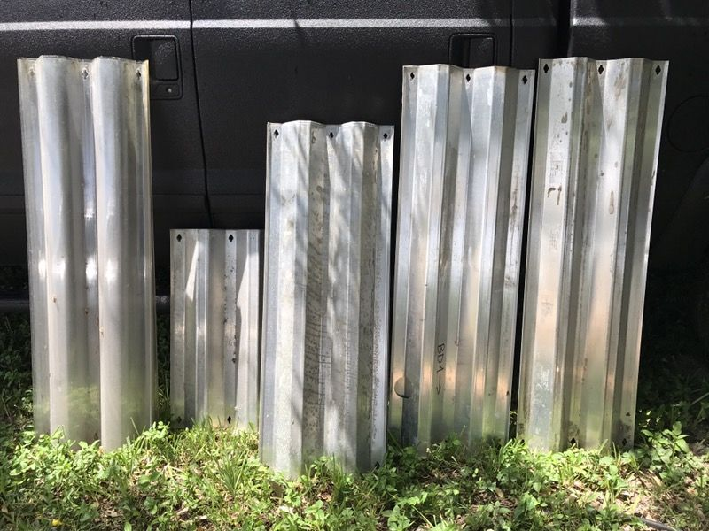 Hurricane Shutters / Panels - Price is firm