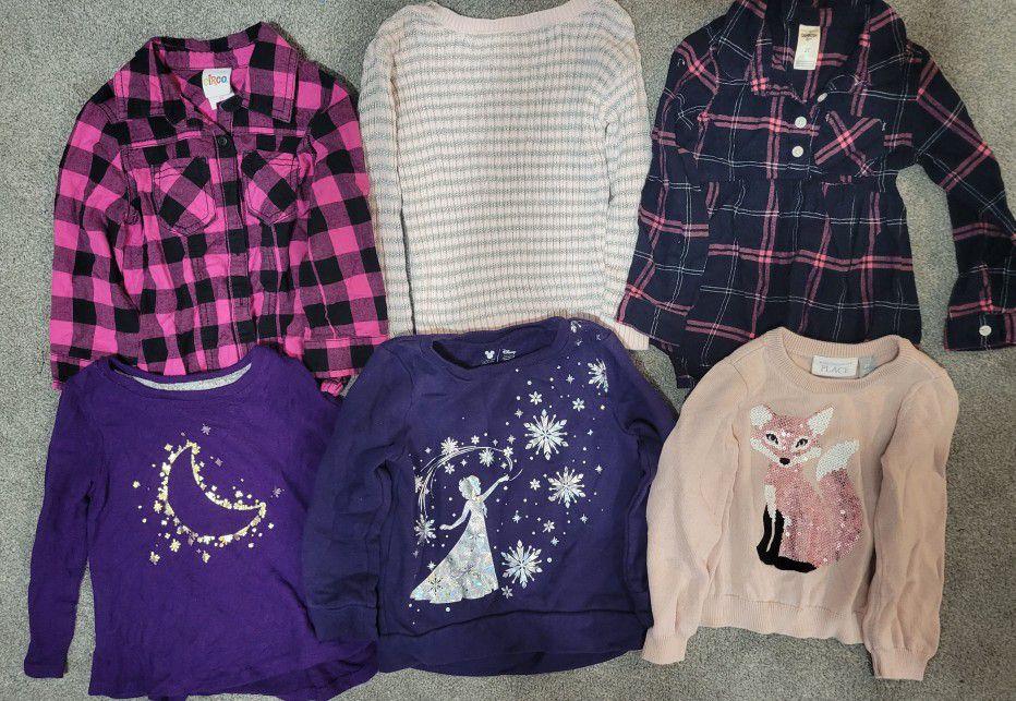 Toddler Girl Winter Lot Size 2T