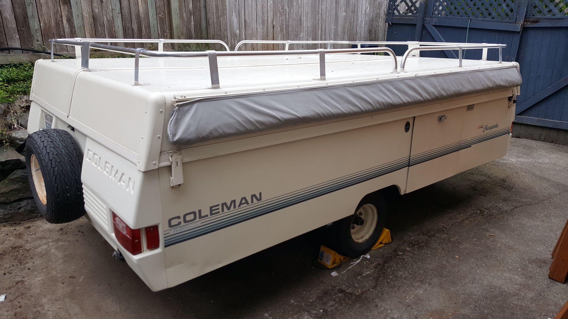 1991 Coleman Chesapeake