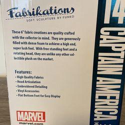 Captain America Funko Thumbnail