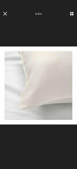 100% linen queen pillow cases Set Of 2 Thumbnail