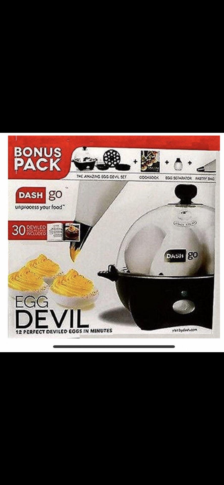 Deviled Egg Cooker