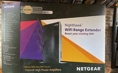 Netgear Nighthawk WiFi Extender Thumbnail