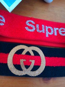Legit supreme and Gucci headband Thumbnail
