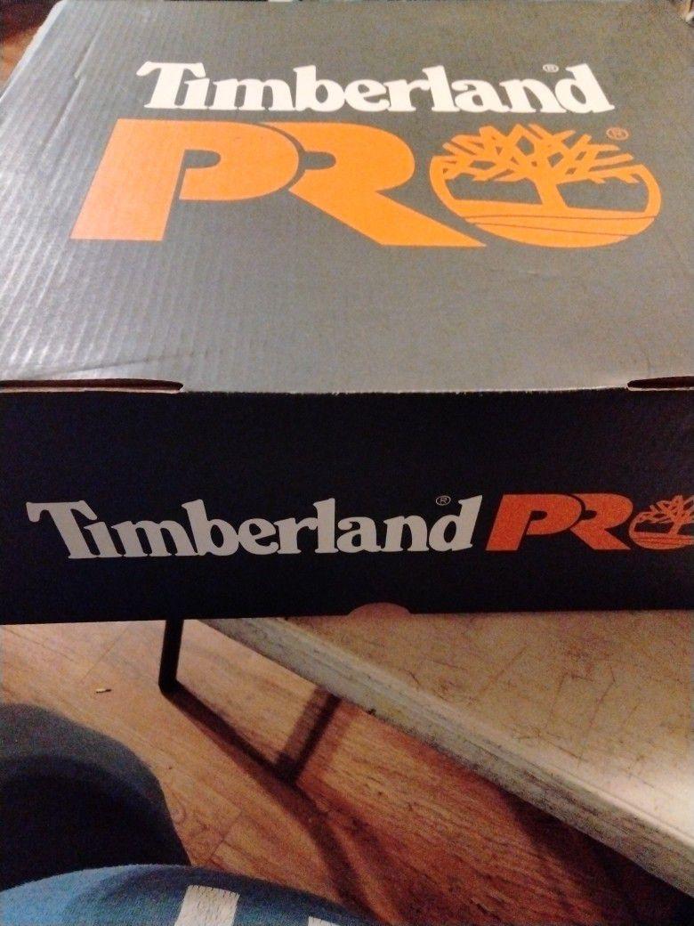 Brand New Timberland Pro