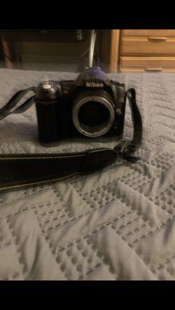 Nikon D50 Thumbnail