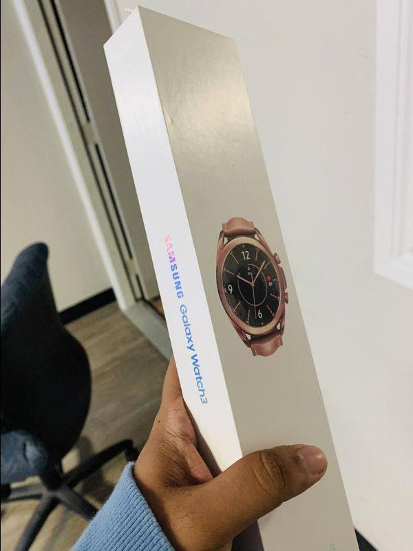 Samsung galaxy watch 3 6 PHO