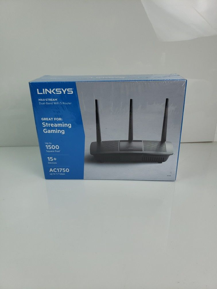 Linksys Max  Stream EA7200 WiFi Router