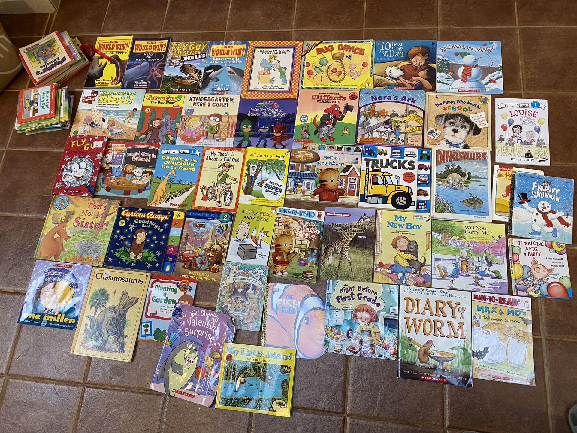 kids books 90pc
