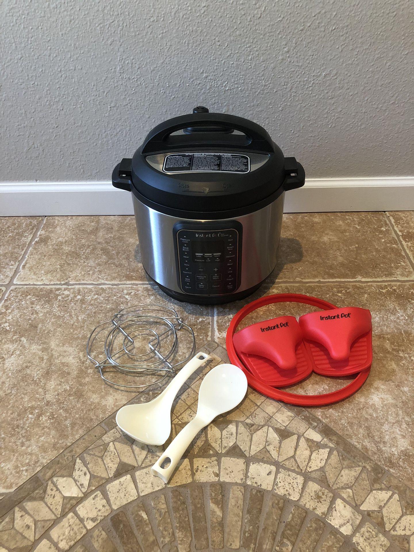 Instant Pot Duo Gourmet 60 (MSRP $120)